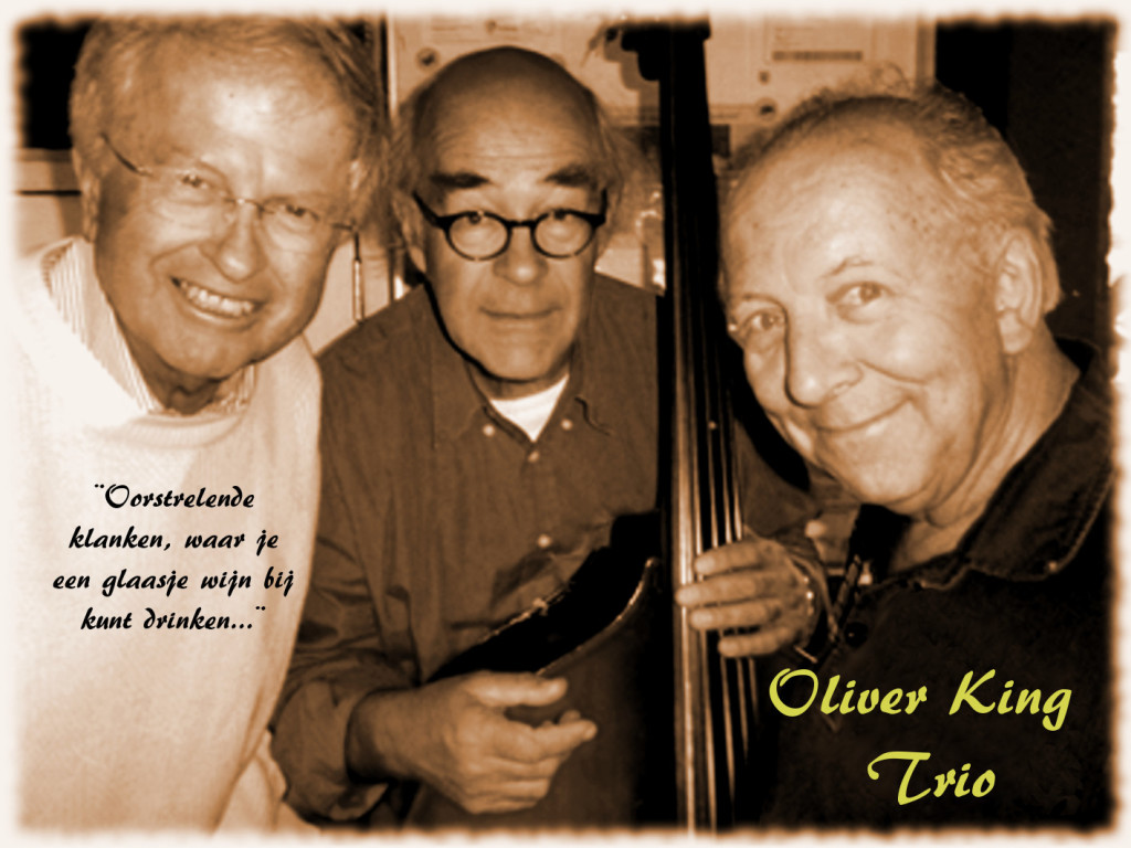 Oliver King Trio Website Huize Koningsbosch